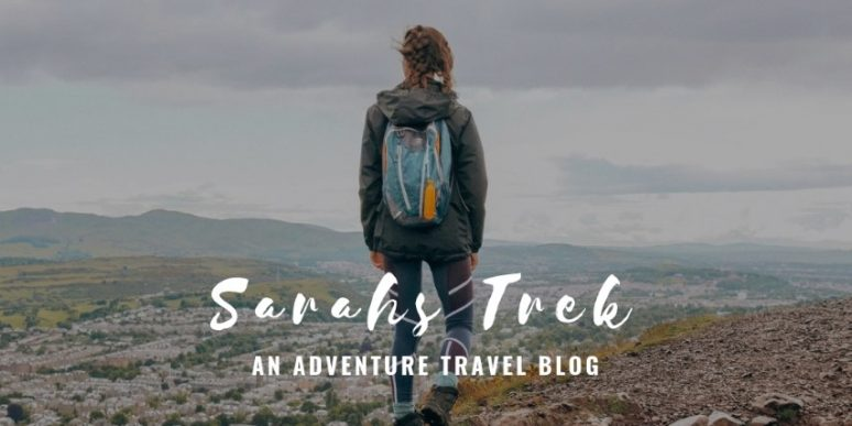 sarahs trek we are travel girls ambassadors