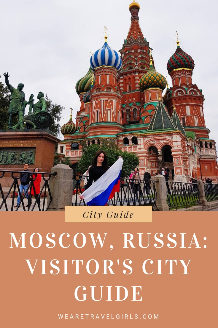 Moscow, Russia: Visitor's City Guide