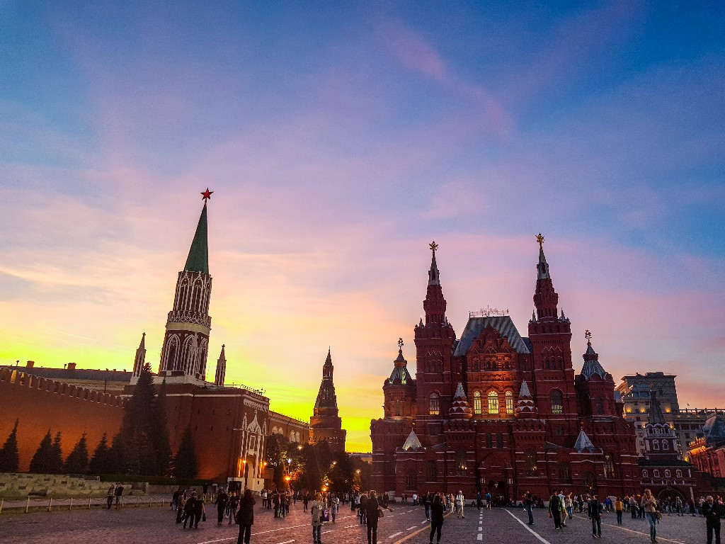 TOP 5 EXPERIENCES IN MOSCOW, RUSSIA