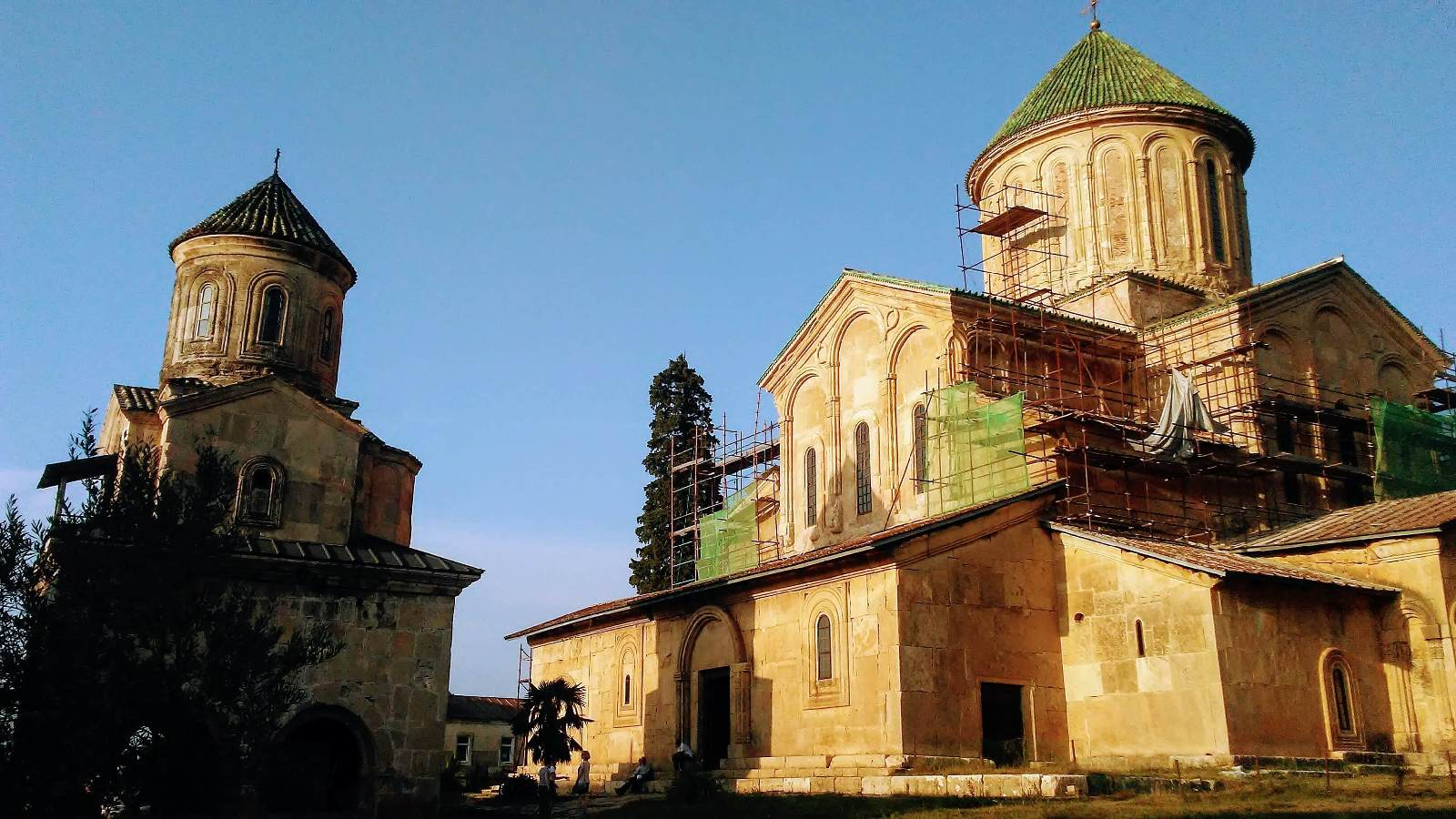 georgia-top-sights-Gelati-Monastery