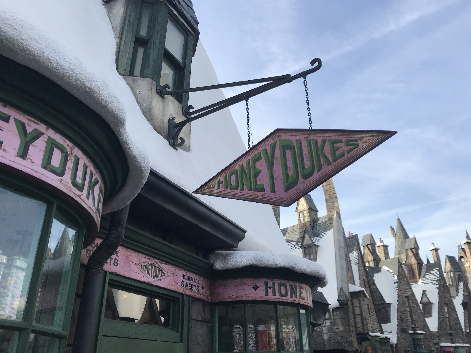 Honeydukes Guide To Harry Potter World In Universal Studios, Orlando