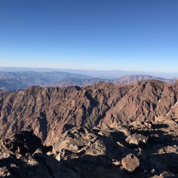 Hiking Jebel Toubkal, Morocco's Highest Mountain