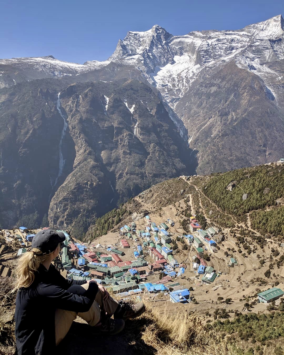 13 Reasons To Trek Mount Everest Base Camp Namche Bazaar