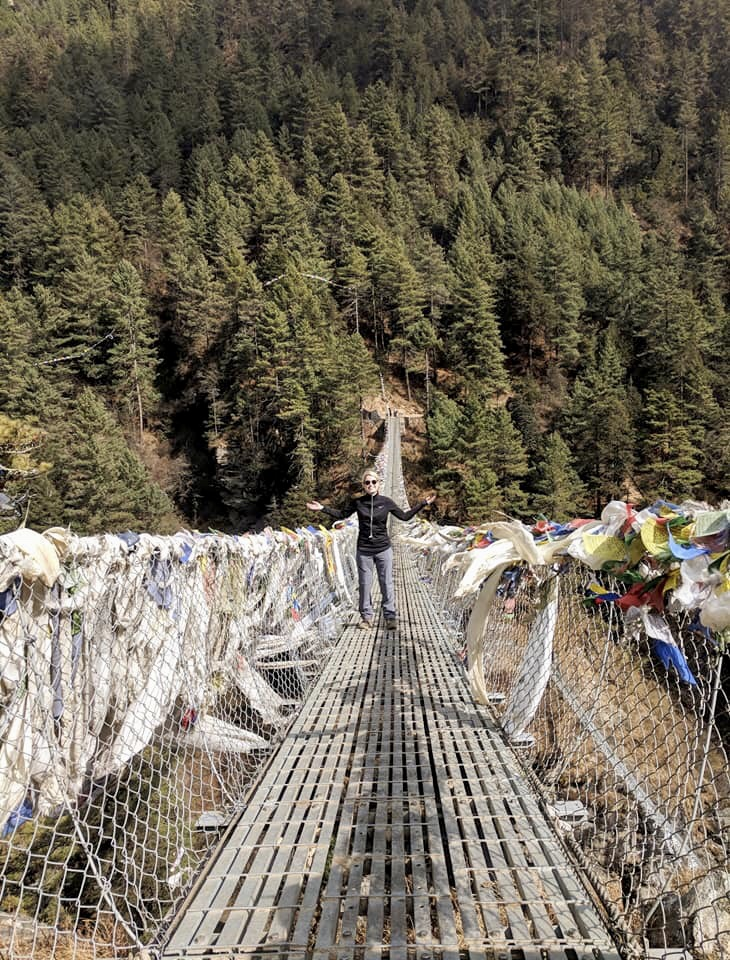 13 Reasons To Trek Mount Everest Base Camp Suspension Bridge