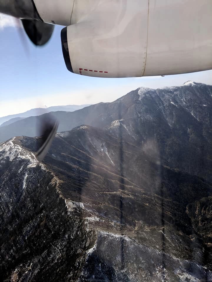 13 Reasons To Trek Mount Everest Base Camp Airplane View