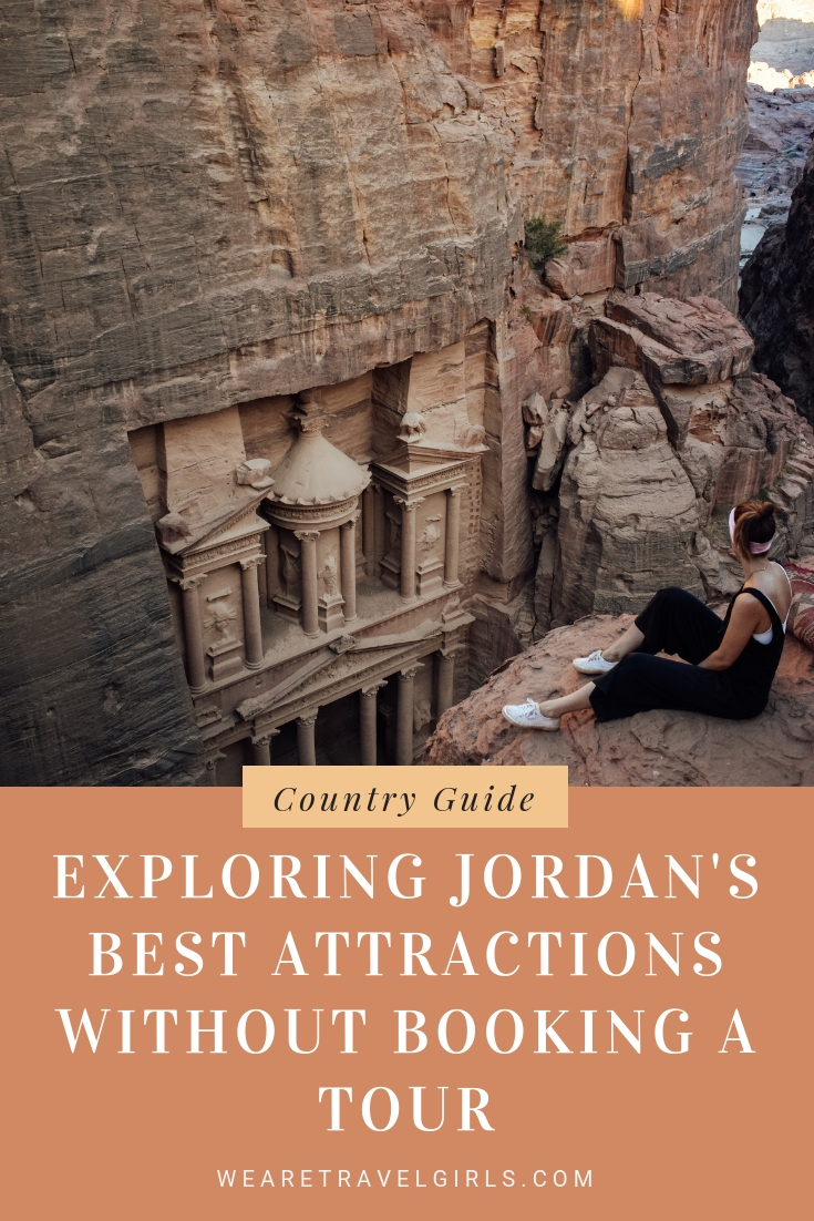 Exploring Jordan's Best Attractions Without Booking A Tour
