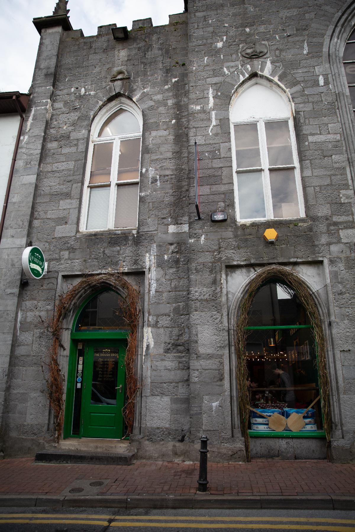 Dough Bros Pizza in Galway Ireland