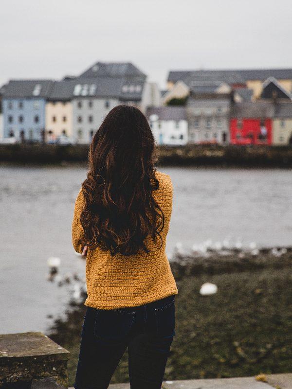 Ireland Road Trip Galway Long Walk