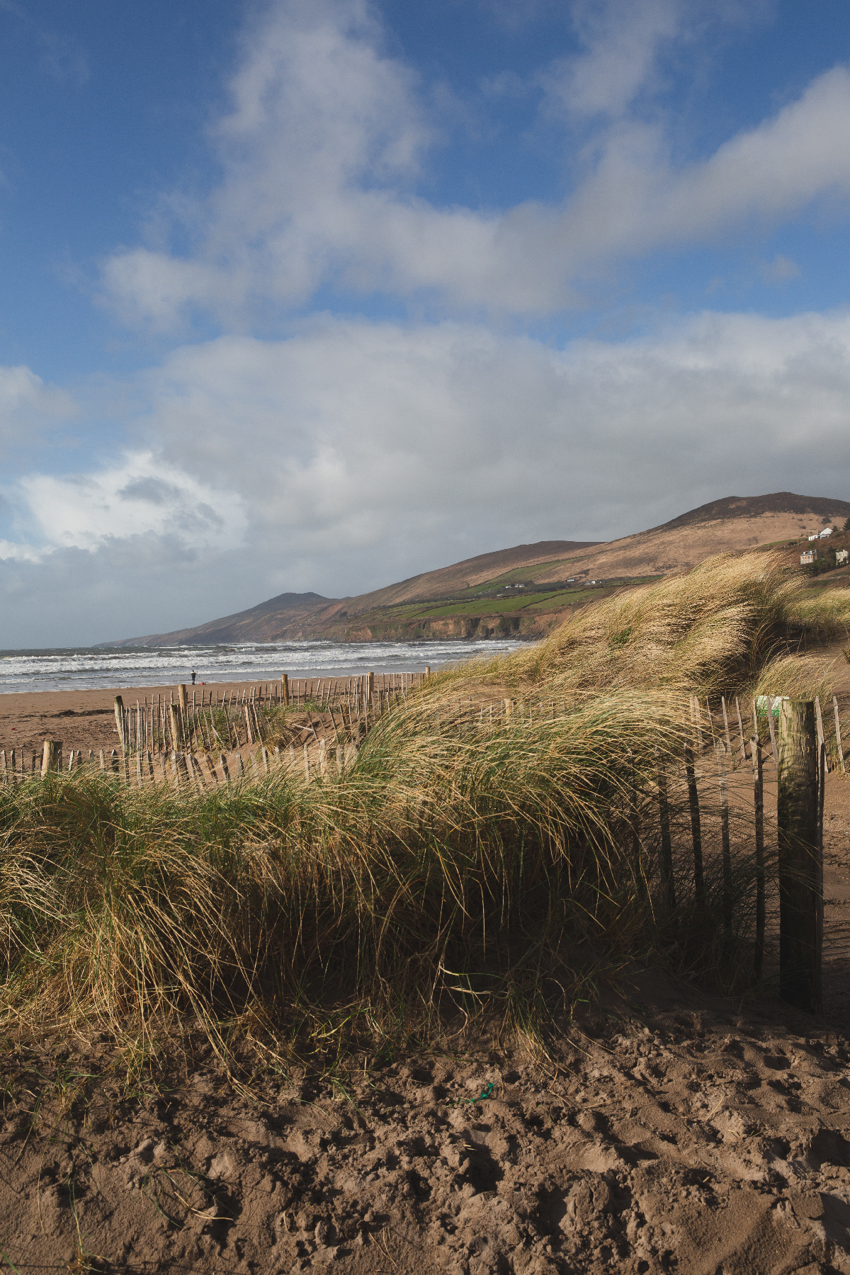 Inch Beach View Ireland