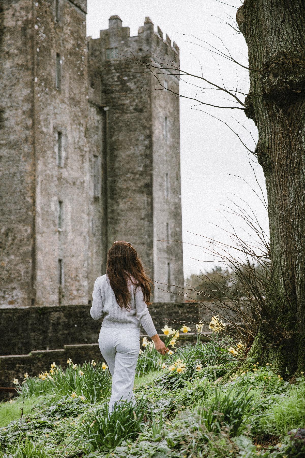 Ireland Road Trip Bunratty Castle