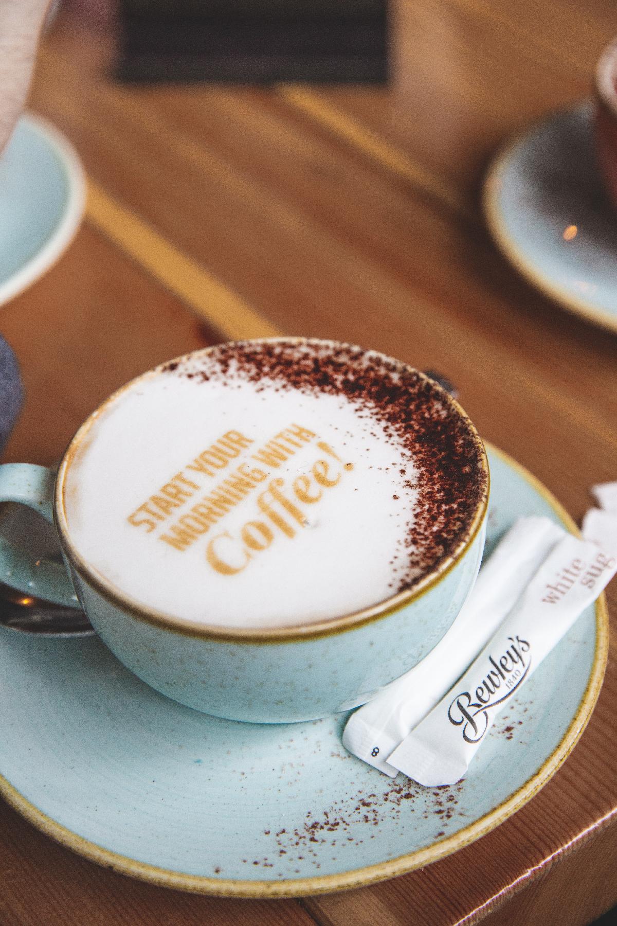 JM Reidys Coffee in Ireland