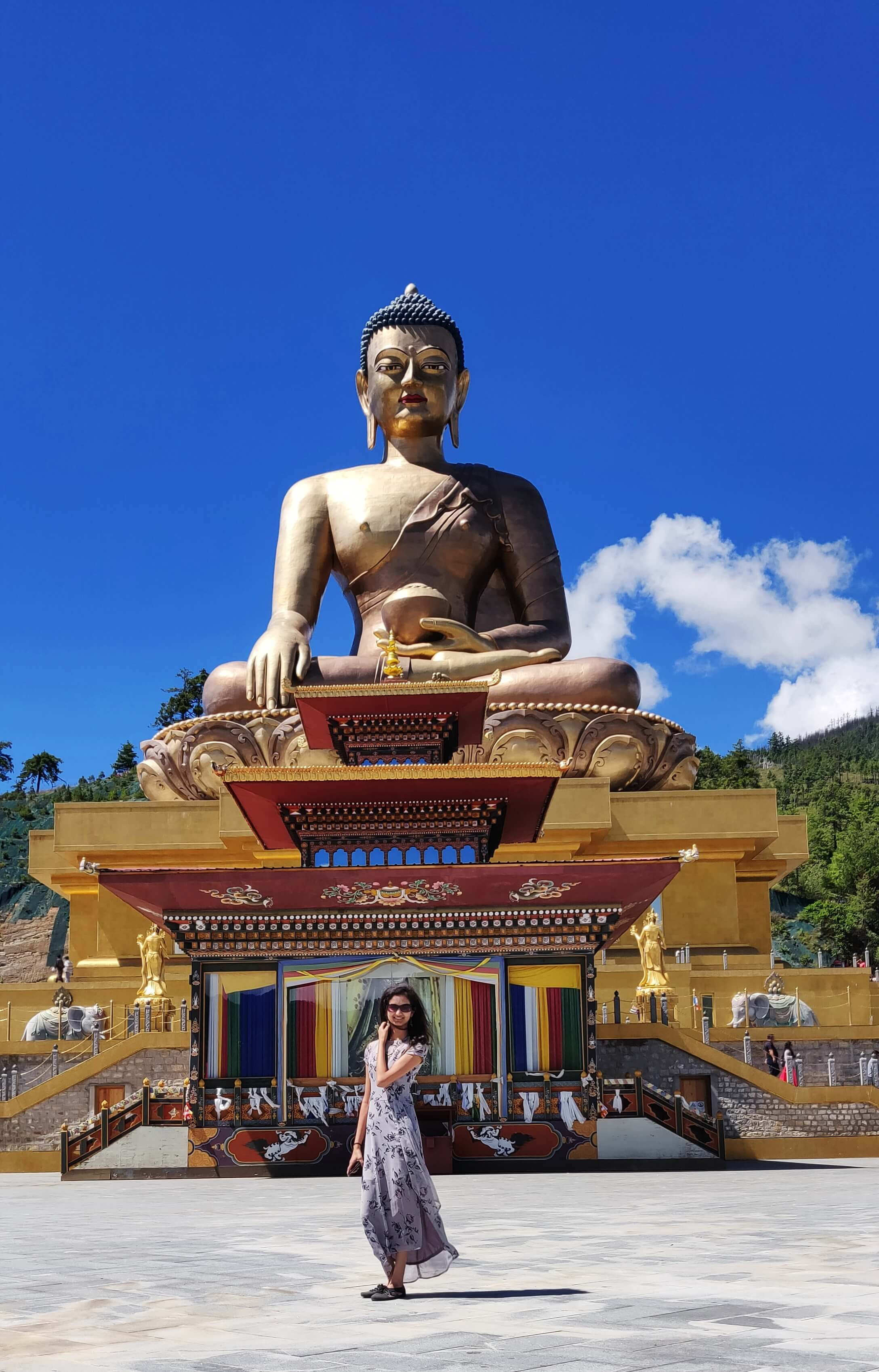 Buddha Dordenma In Thimphu, Bhutan