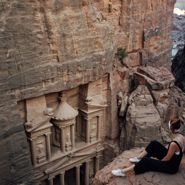 Exploring Jordan's Best Sights Without Booking A Tour