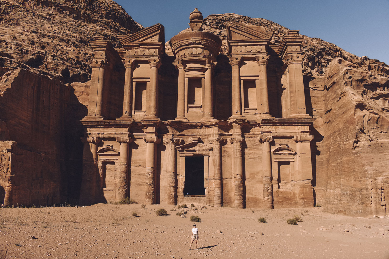 Visiting Jordan's Best Places Without Booking A Tour