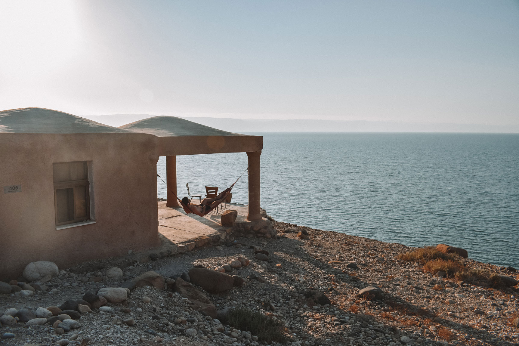 Mujib Chalets Overlooking Red Sea in Jordan