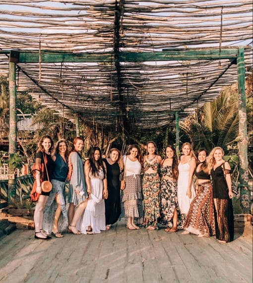 We Are Travel Girls Bali Group Trip