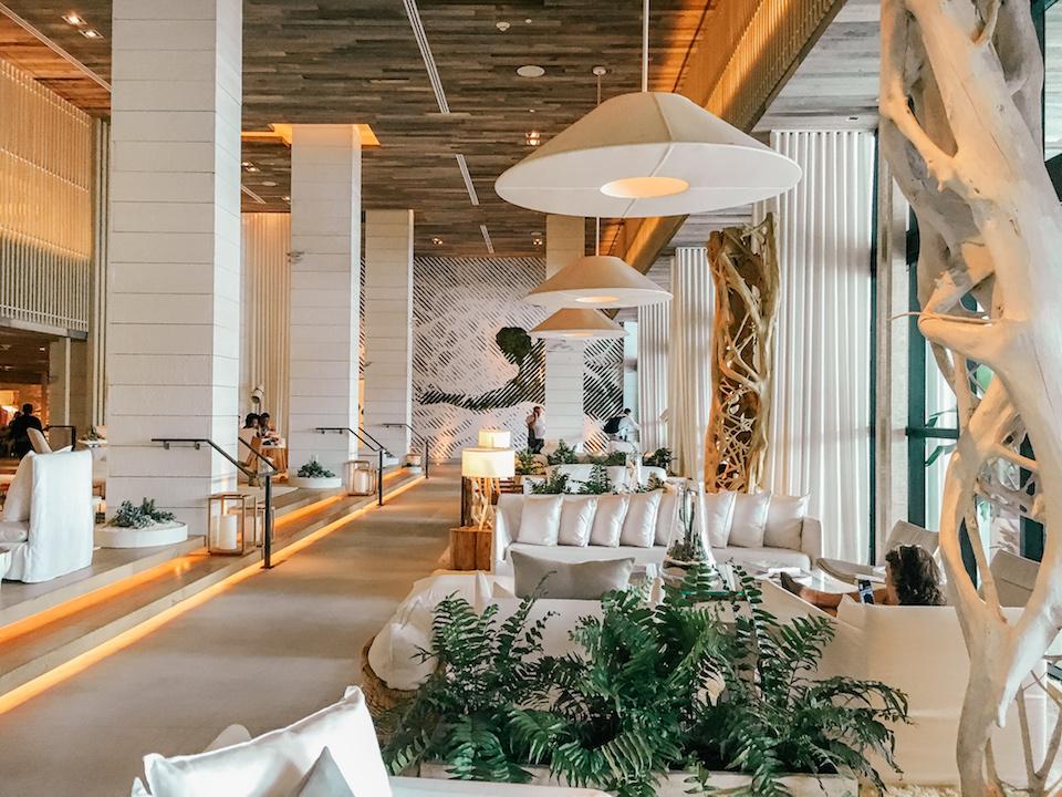 1 Hotel South Beach Miami Hotel Lobby