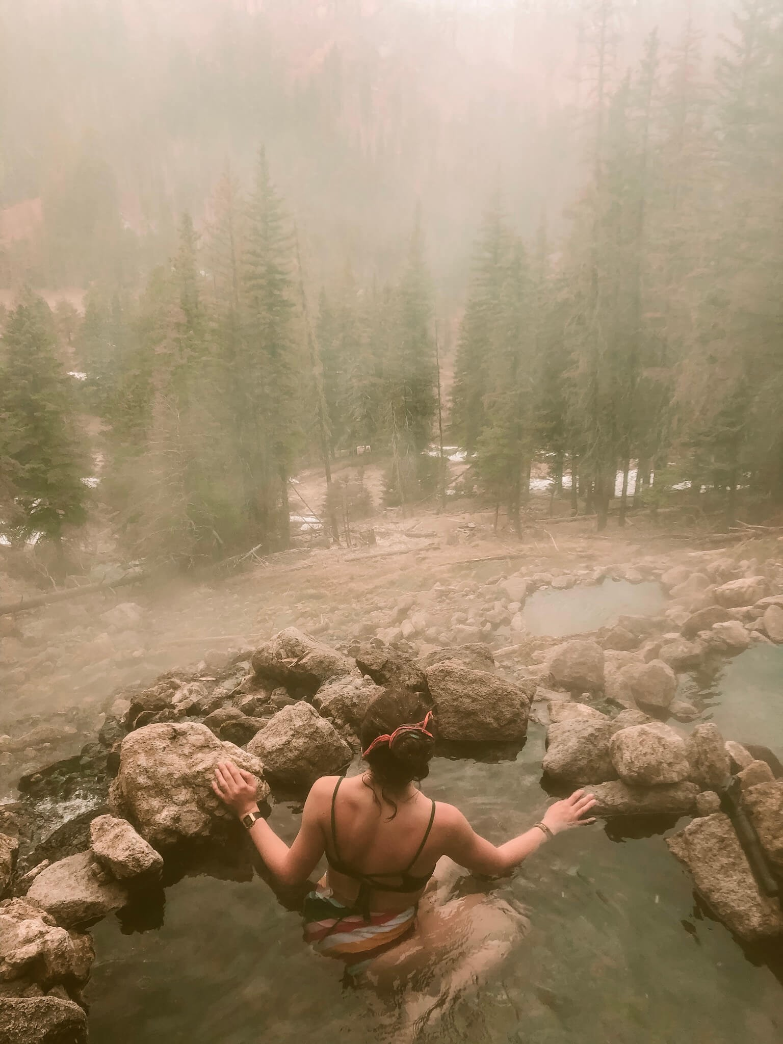 San Antonio Hot Springs