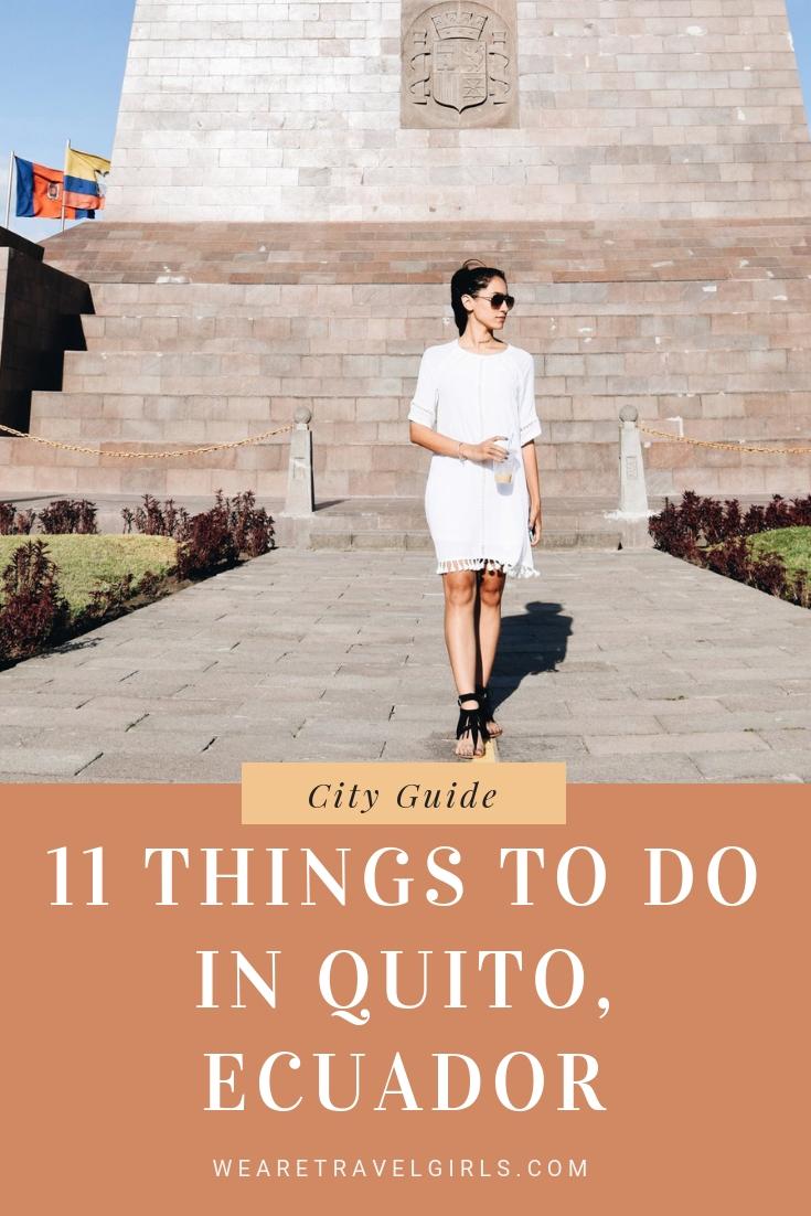 Things To Do In Quito, Ecuador