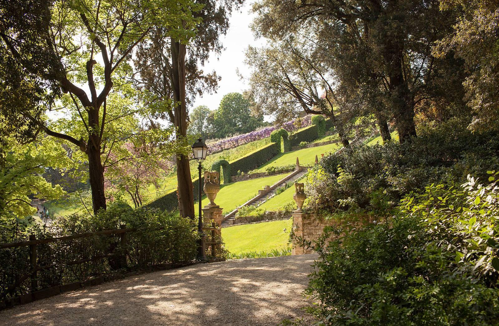 Bardini Gardens Florence
