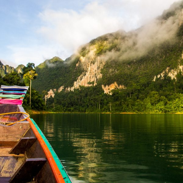 A GUIDE TO THAILAND'S KHAO SOK NATIONAL PARK