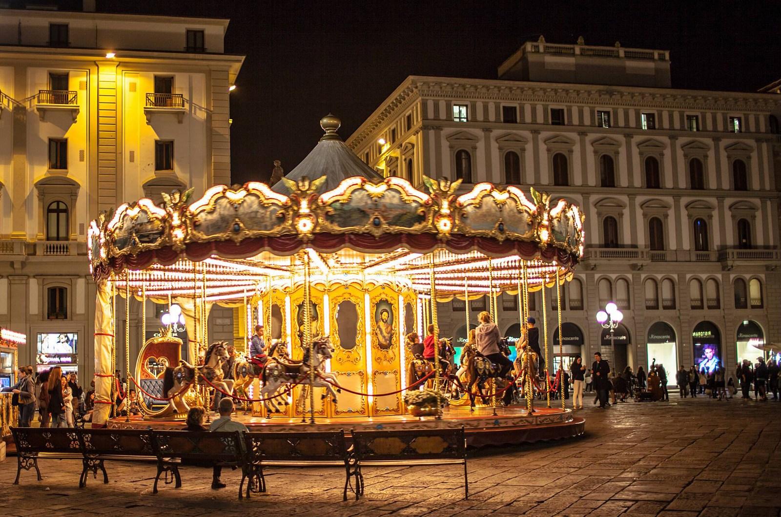 Piazza Repubblica Florence