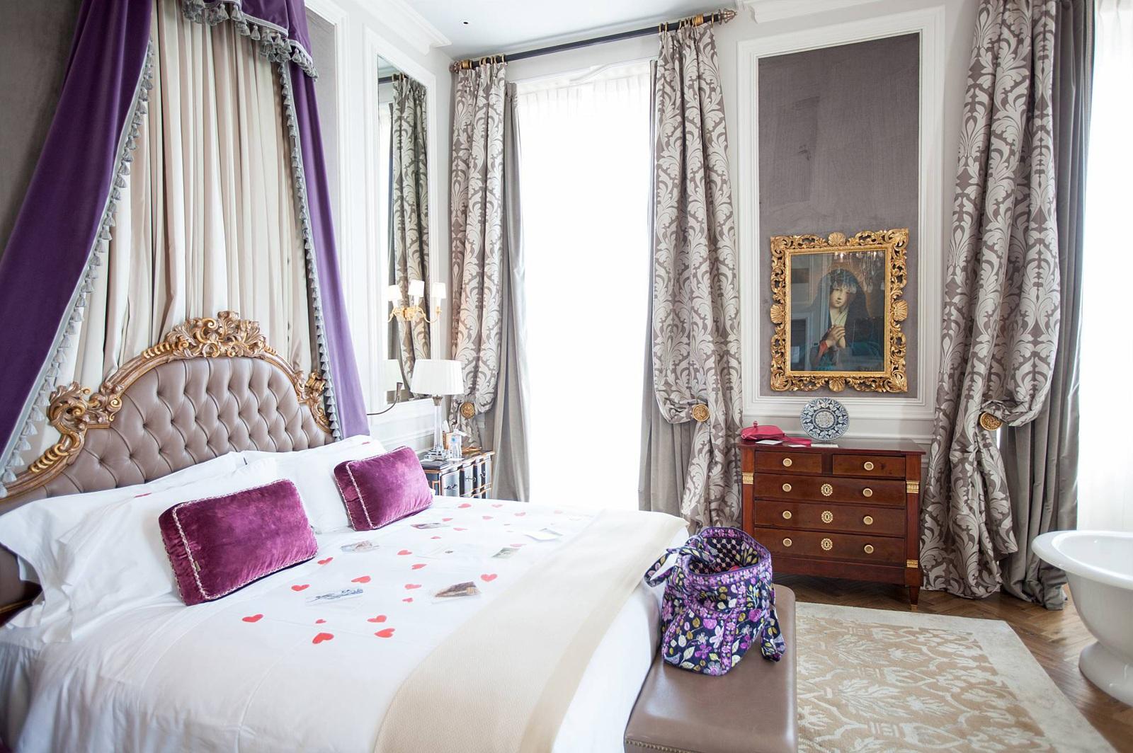 Room at St. Regis in Florence