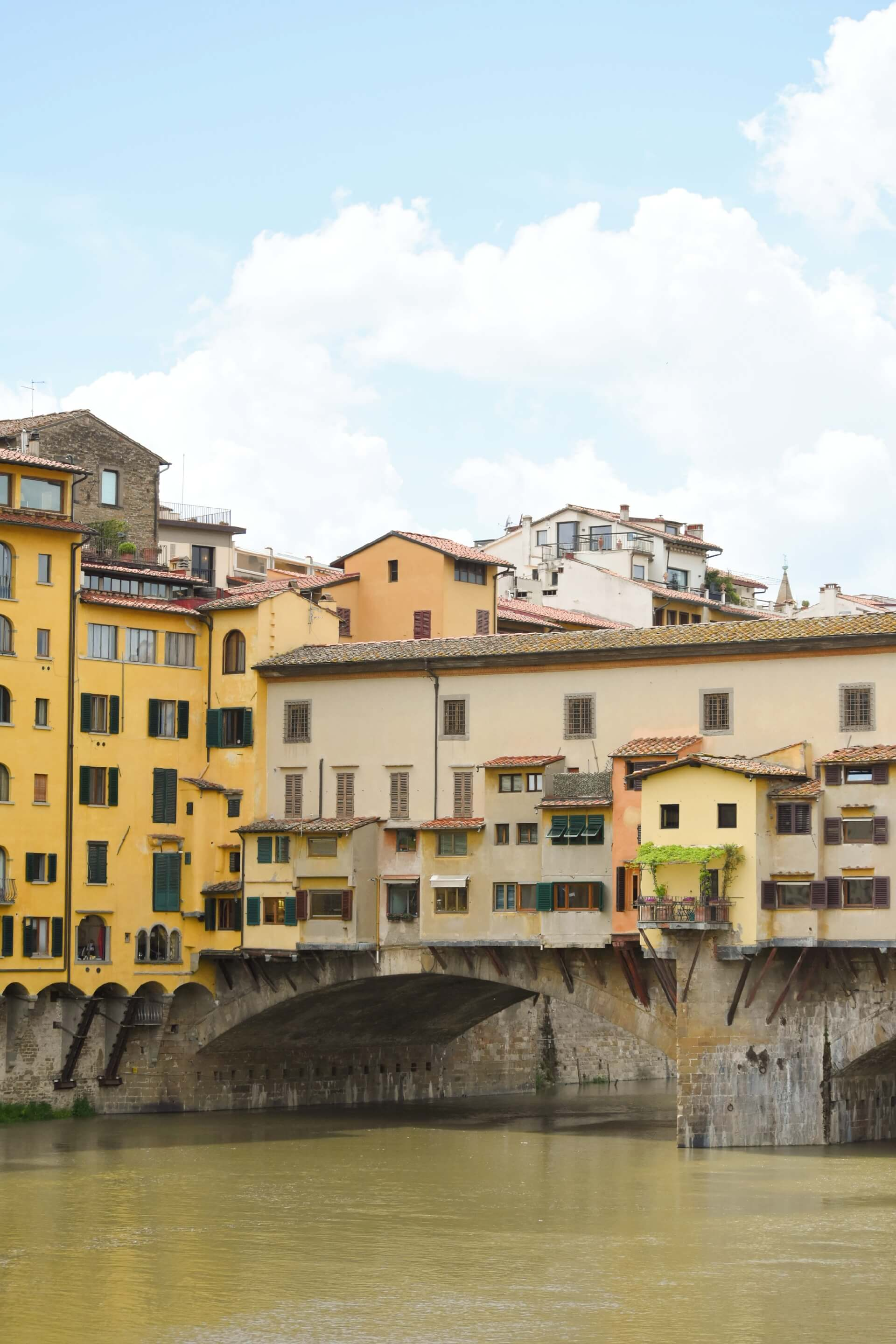 Image of ponte vecchio in florence