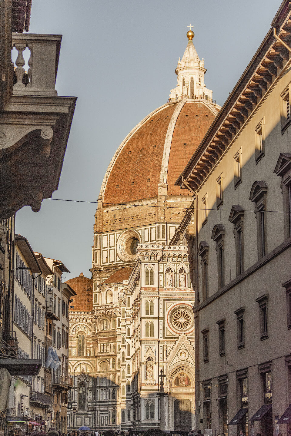 piazza del duomo in florence