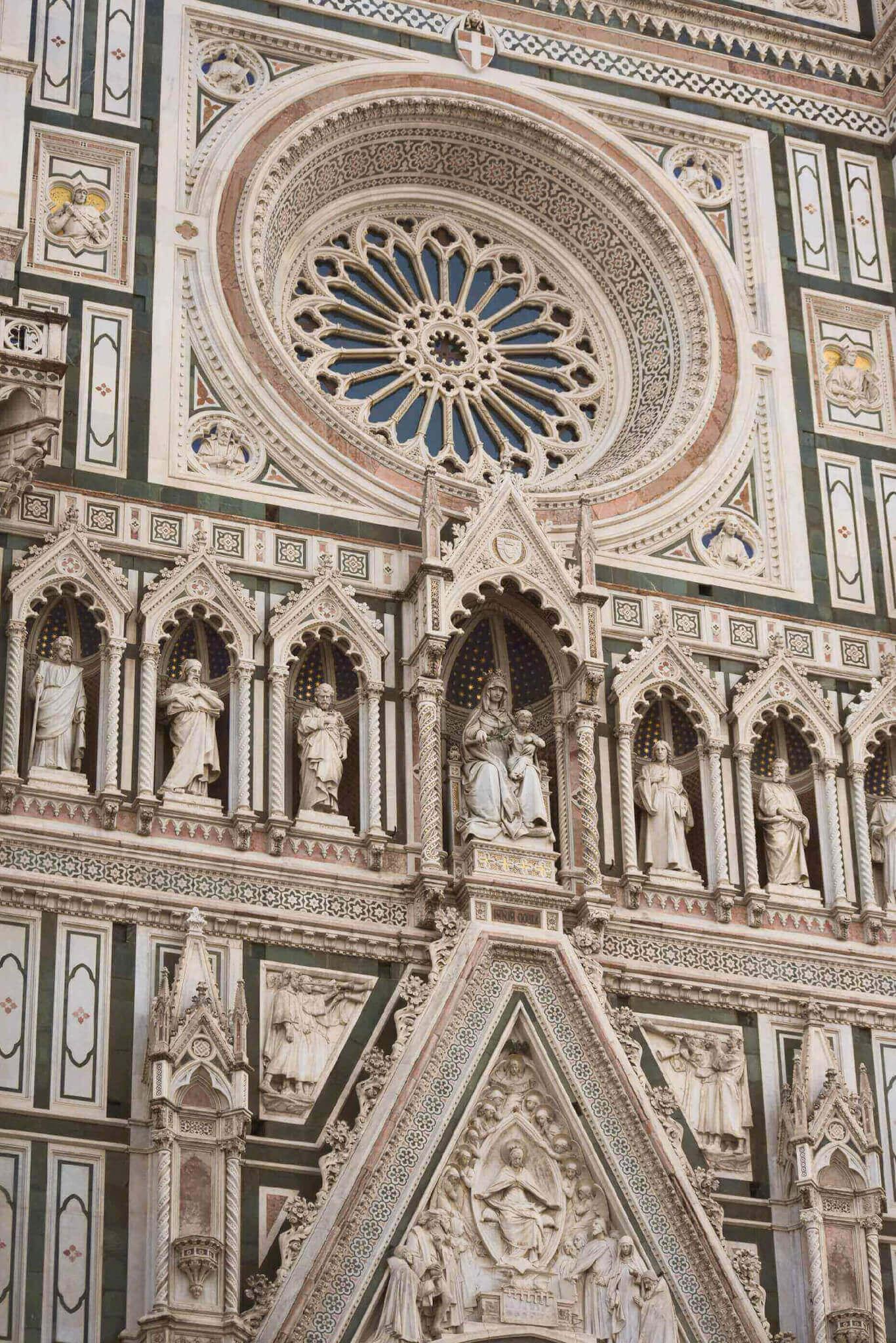 image of Cattedrale di Santa Maria del Fiore in Florence Italy