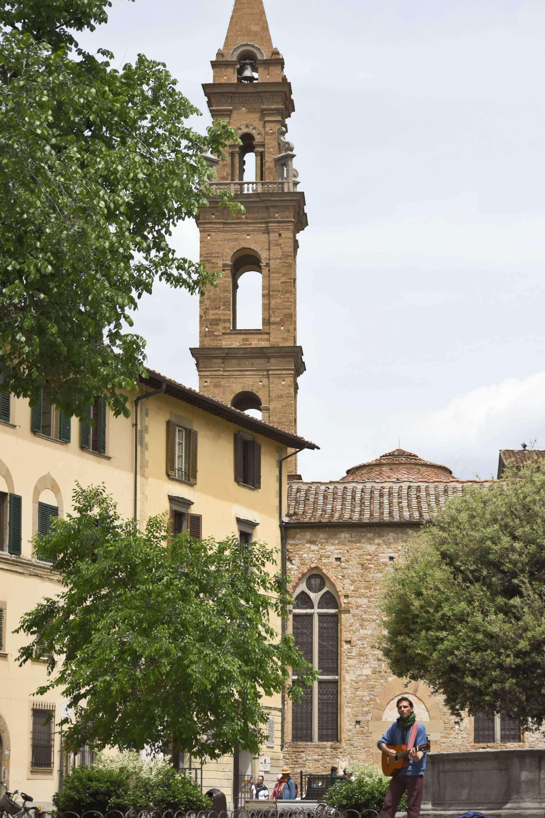 Image of giardino di palazzo frescobaldi in florence