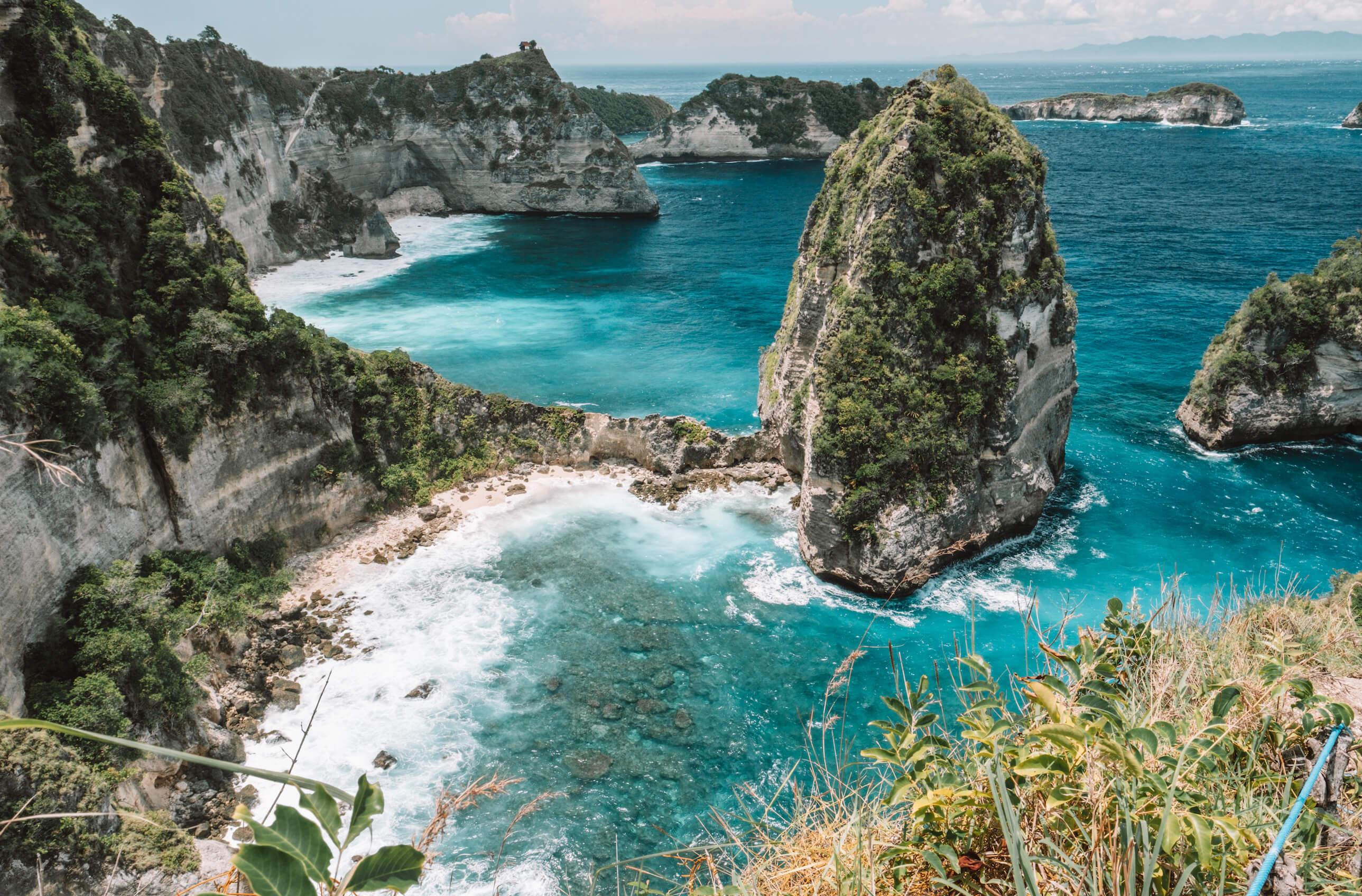 Thousand Island Viewpoint on Nusa Penida