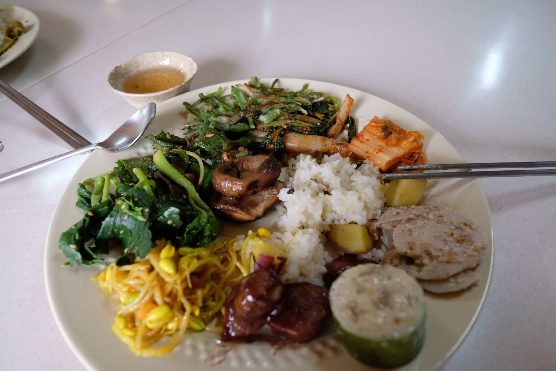 Vegetarian Dishes to Try in South Korea