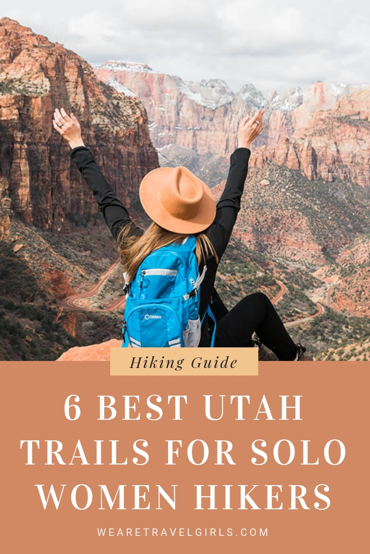 6 Best Utah Trails for Solo Women Hikers