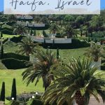 BEST THINGS TO DO IN HAIFA ISRAEL