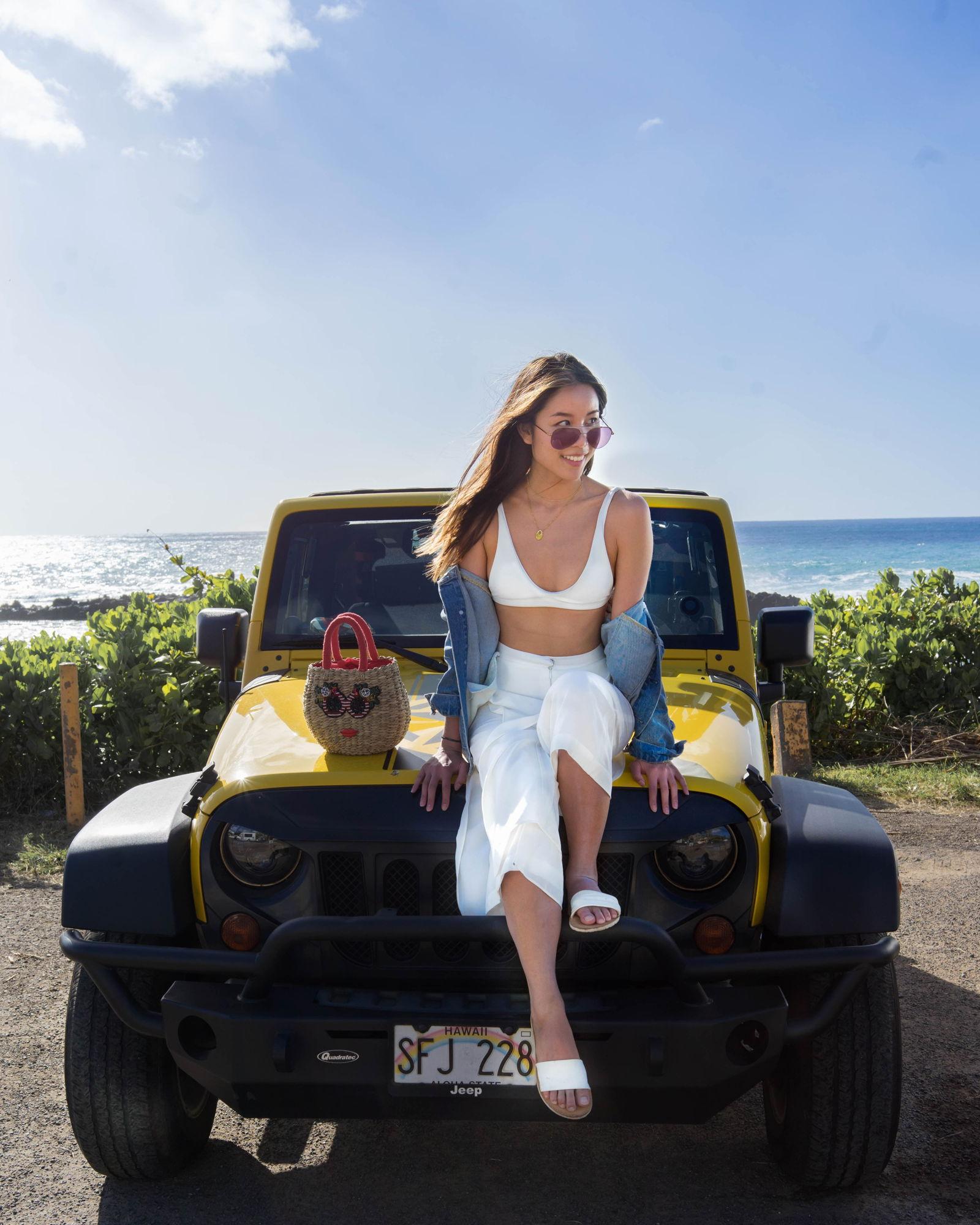 Road trip in Oahu