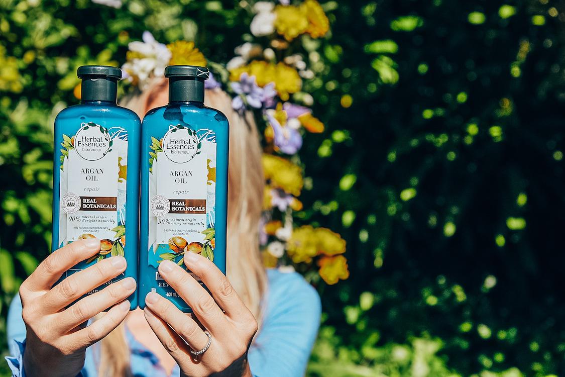 Why I Love Herbal Essences bio:renew Argan Oil Shampoo & Conditioner