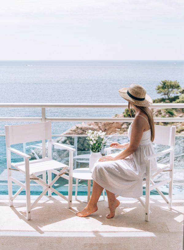 hotel bellevue vapor view from balcony dubrovnik croatia