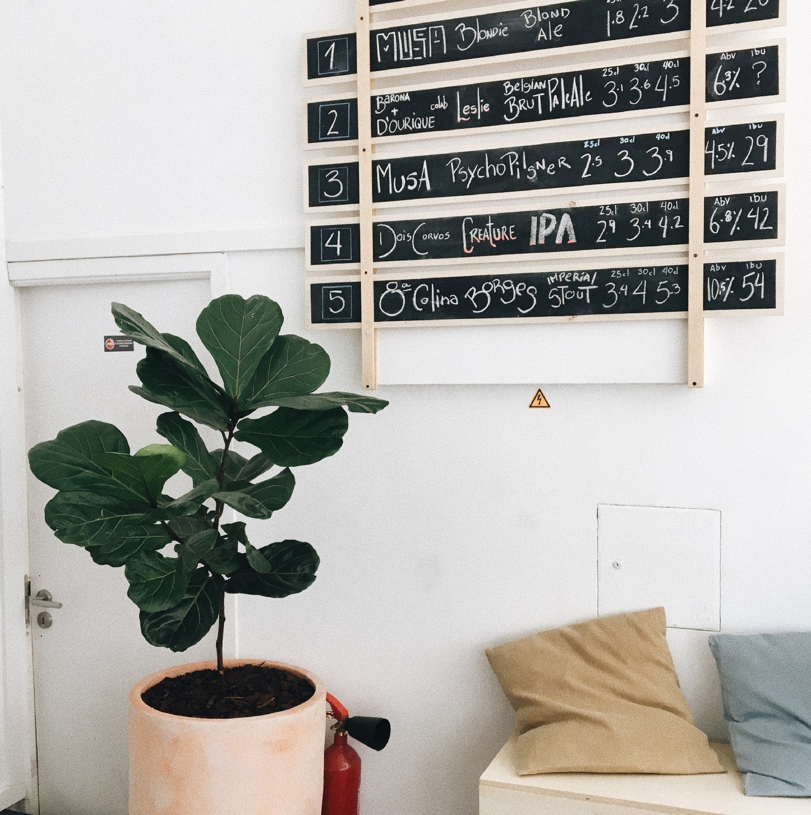 Copenhagen Coffee Lab Alcantara