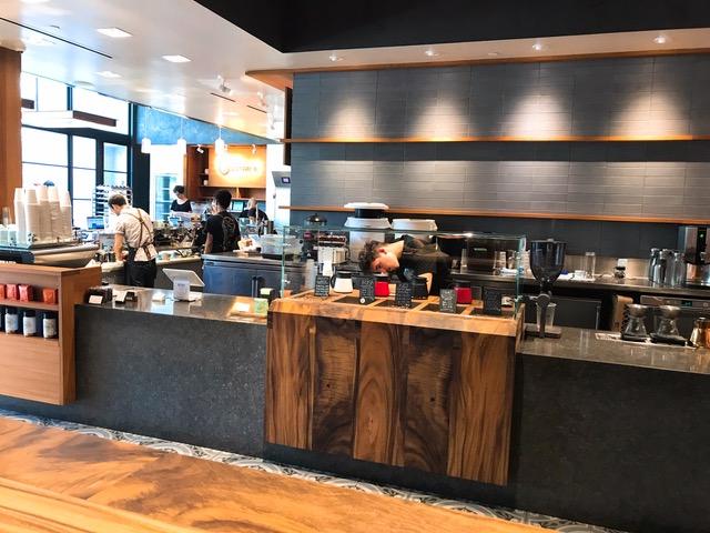Kona Coffee Purveyors and B. Patisserie