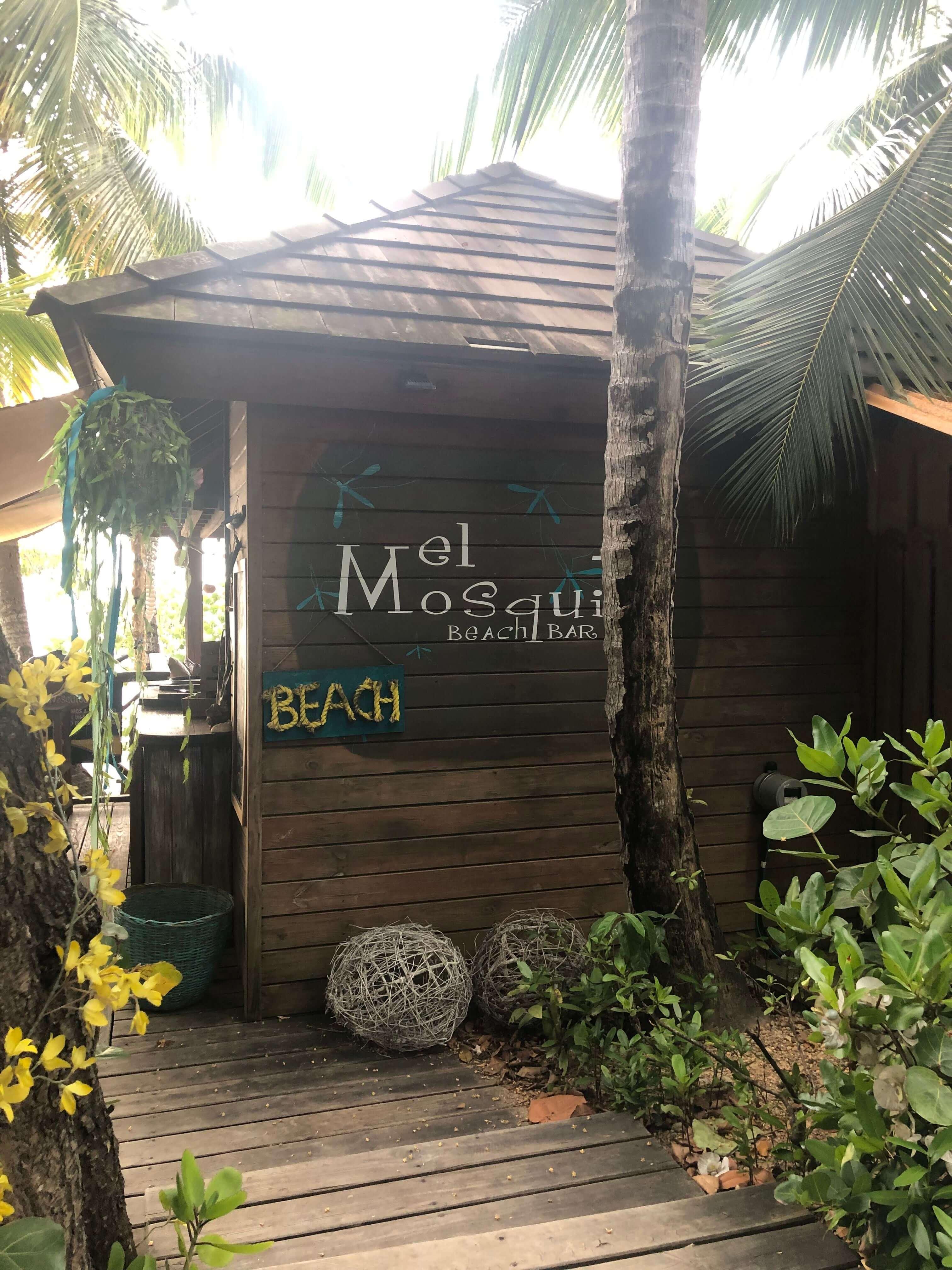 El Mosquito Beach Bar