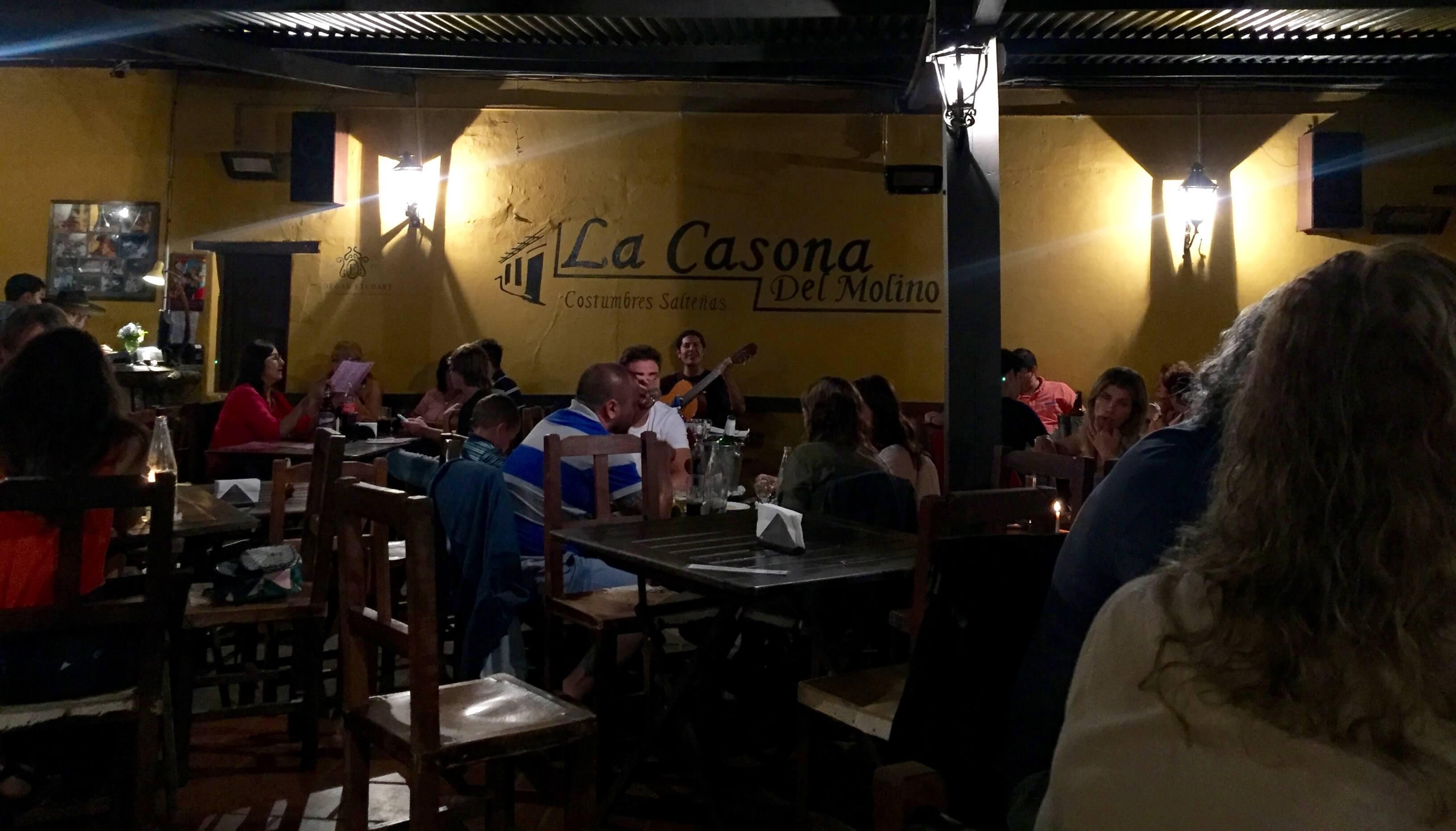 La Casona del Molino Restaurant