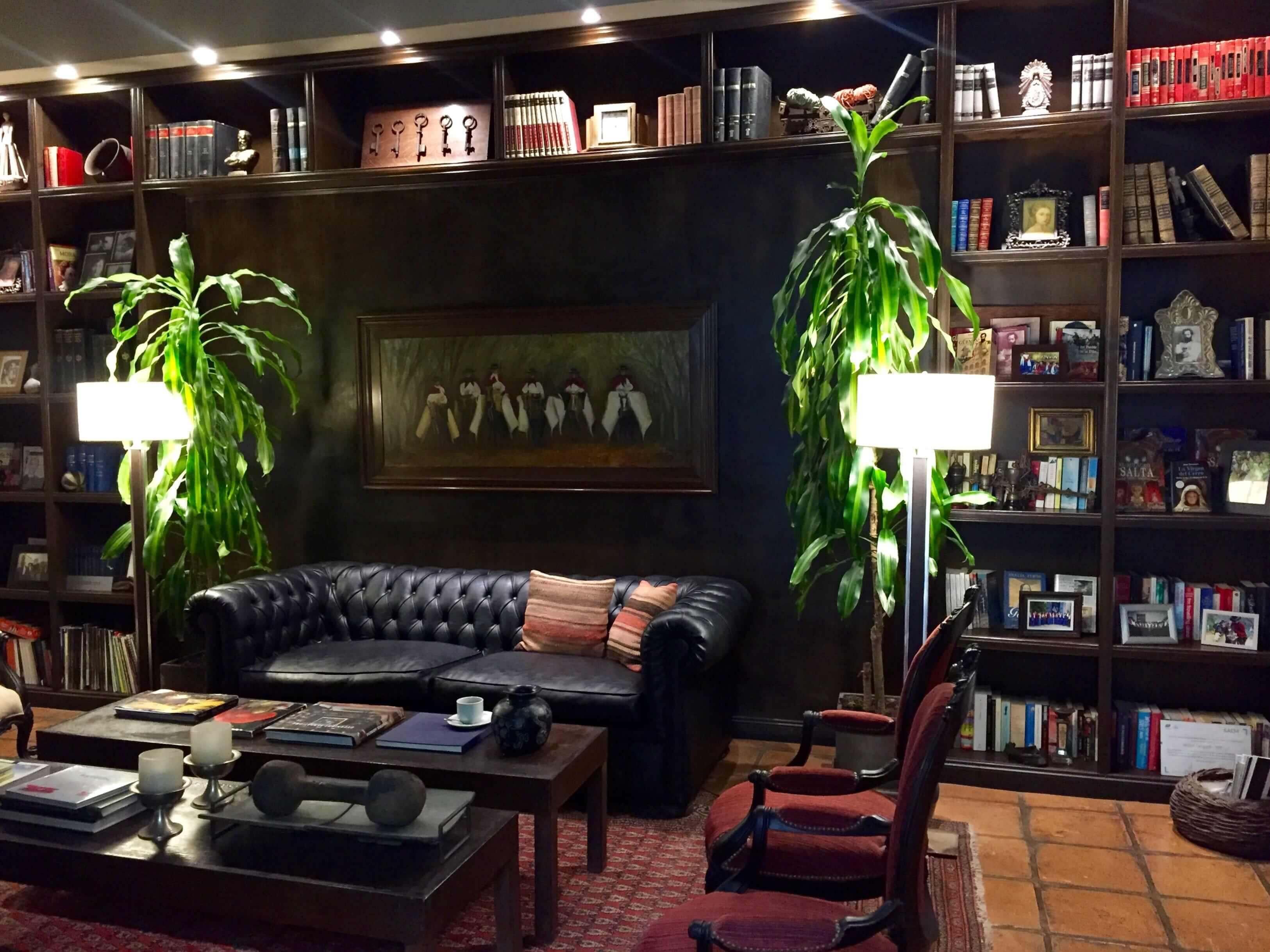 Lounge at Legado Mítico