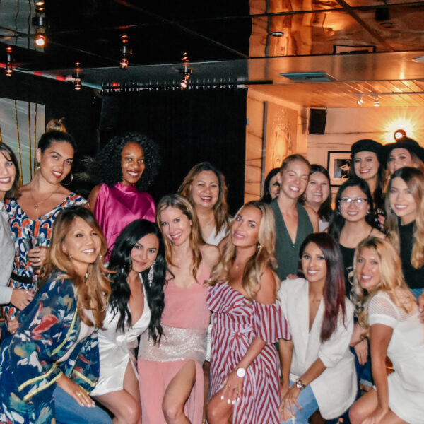 WE ARE TRAVEL GIRLS SUMMER MEET UP AT DOHENY ROOM