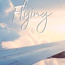 how to overcome a fear of flying pinterest cover