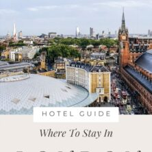 hotel guide london we are travel girls pinterest cover