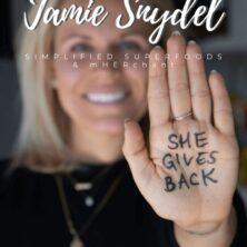 Ladies We Love Jamie Snydel