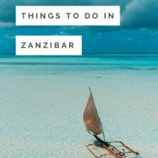 zanzibar things to do