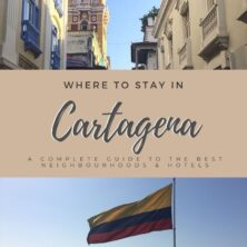 where to stay in Cartagena Colombia