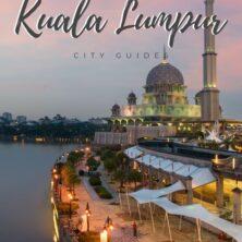 kuala lumpur city guide pinterest cover